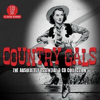Country Gals  The Absolutely Essential 3CD Collection