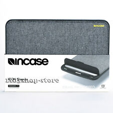 "Incase ICON TENSAERLITE Sleeve Case MacBook Pro 13"" w/Retina Heather Gray/Black"