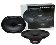"R168X2 ROCKFORD FOSGATE / 6X8"" / 5X7"" 2-WAY COAX SPEAKERS (PAIR)"