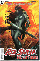 RED SONJA Vulture's Circle #1 She-Devil, Giovani COVER B