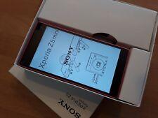Sony XPERIA z5 COMPACT - 32gb-CORAL/rosa Senza SIM-lock + in box + con Pellicola