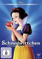 Schneewittchen und die sieben Zwerge (1937)[DVD/NEU/OVP] Walt Disney /Schuber