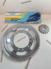 Puch Maxi N S Kettensatz 17 Z Ritzel  zu 56 D94 Kettenrad mit Kette