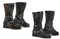Sidi Adventure 2 GTX Gore-Tex Waterproof Touring Motorcycle Boots Brown or Black