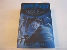 2003 HARRY POTTER AND THE ORDER OF THE PHOENIX BOOK - 1ST EDITION