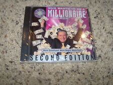 Who Wants to be a Millionaire Second Edtion PC Game New and Sealed