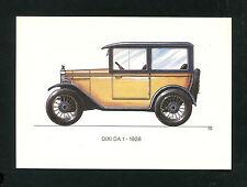 PK - Dixi DA 1 von 1928     (L-7)
