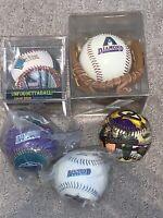 5 Arizona Diamondbacks Fotoball Baseballs Unforgettaball