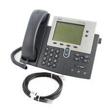 Cisco 7940G Phone with SIP 8.8.02 Firmware CP-7940G Black - A Grade