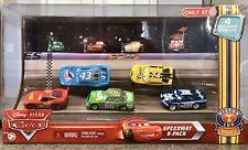 Mattel Disney Pixar Cars Speedway 9-pack