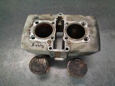 1979 79 HONDA CM185T CM 185 T MOTORCYCLE ENGINE CYLINDER JUG PISTONS BARREL