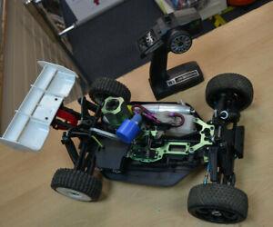 Ansmann Virus 2.0 Nitro RC Buggy 1/8th