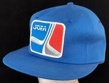 Vtg Jofa Hat Snapback Big Patch Cap K Brand Ice Hockey Helmet Logo Gretzky NHL