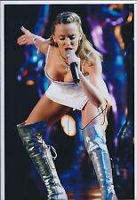 Kylie MINOGUE SIGNED Autograph Sexy 12X8 Photo AFTAL COA RARE Singer