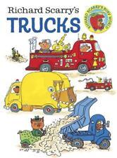 Richard Scarry's Trucks von Richard Scarry (2015, Gebundene Ausgabe)