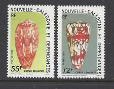 NEW CALEDONIA - 521 - 526 - MNH - 1985 ISSUES