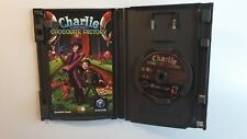 Charlie and the Chocolate Factory (Nintendo GameCube, 2005) CIB FREE SHIPPING !!
