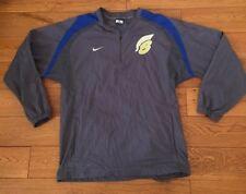 Mens Small Nike Storm Fit Football Drill Run Gym Training Sweat Shirt S Top Golf