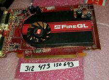 ATI FireGL V3350 256MB DUAL DVI PCI-e Graphics Video Card ATI-102-A77602