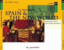 The Hilliard Ensemble: Spain And The New World | Renaissance Musik | 2-CD-Set