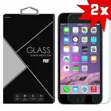 2pcs Genuine Tempered Glass Screen Protector for Apple iPhone 6/6S plus 5.5 9H