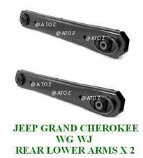 JEEP GRAND CHEROKEE WJ WG REAR SUSPENSION  LOWER WISHBONE CONTROL ARMS X 2 WOW!!