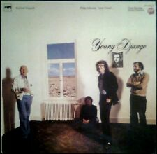 STEPHANE GRAPPELLI - Young Django - SPAIN LP CFE / Stop Jazz / MPS 1981 - 33rpm