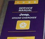 1996 JEEP GRAND CHEROKEE Service Repair Shop Manual FACTORY BRAND NEW ON CD OEM