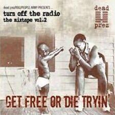 Dead Prez, Get Free Or Die Trying, Very Good, Audio CD