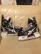 Reebok 11K Pump Hockey Skates - Size 11.5e - Hardly Used!