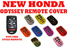 NEW HONDA ODYSSEY KEY FOB REMOTE COVER 6 BUTTON GRAY