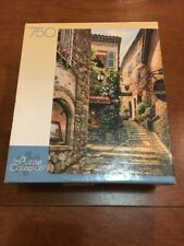 New Never Opened The Puzzle Collection 750 Pieces Antiques Sung Kim Rose Art