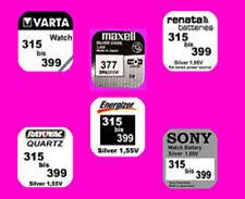 Wählen Sie aus 6 Herstellern ihren Batterietyp & die Stückzahl von 315 bis 399
