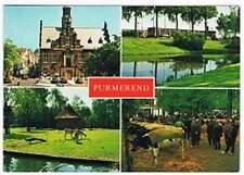 Ansichtkaart Nederland : Purmerend - Groeten uit (0358)