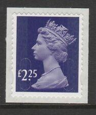 GB 2015 Machin Definitive SA £2.25 deep violet SG U2940 MNH