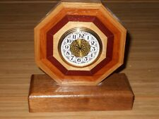 unique handmade custom desk-shelf clock , great gift -great price ,have-a-look**