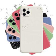 Genuino Original De Silicona Funda Cubierta para Apple iPhone 11 Pro Max SE 2020 7 8 Reino Unido