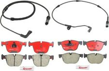 BMW E70 X5 07-08 X6 Complete Front And Rear Disc Brake Pads KIT + Sensors Brembo