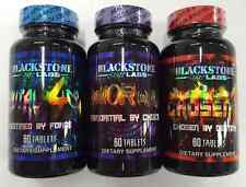 Blackstone Labs - Brutal 4ce + AbNORmal + Chosen1 Stack - FREE SHIPPING - NEW!