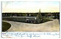 1907 Mankato, MN Sibley Park and Race Track TUCK Postcard