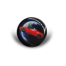 Tesla Roadster Lapel Pin, SpaceX, Elon Musk, Tesla, NASA, Mars, Don't panic