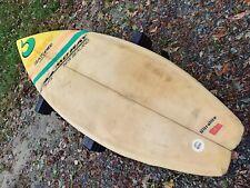 Retro Vintage Seasoned Surfboard Oakley Ultralight Clark Foam