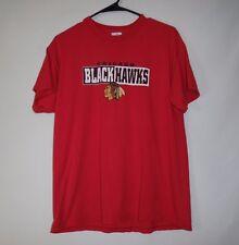 CHICAGO BLACKHAWKS NHL HOCKEY T-Shirt Size YOUTH EXTRA LARGE