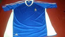 Adidas FFF France Soccer/Futbol Jersey Shirt size Adult L Large