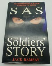 More details for sas the soldiers story book signed rusty firmin operation nimrod dated 30/05/20
