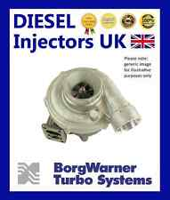 Nuevo Original Borgwarner Turbocompresor 13879880064 DAF 85CF 105XF MX375 1897352
