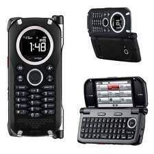 Casio G'zOne Brigade C741 - Black (Verizon) Page Plus Straight Talk Phone