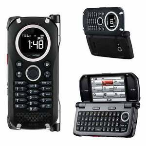 Casio G'zOne Brigade C741 - Black (Verizon)  Phone Must Read