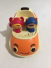 Umi Zoomi Remote Control Car Push and Play No Remote Mattel Viacom 2011