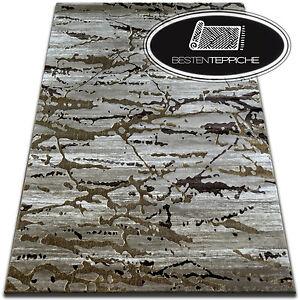 Exclusive Soft Carpet Dark Beige Vogue Quality Rugs Stylish Design